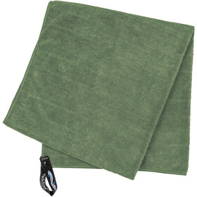 PackTowl Luxe Towel XXL, currant, rainforest